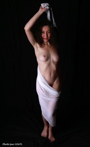 Rosita et le voile blanc