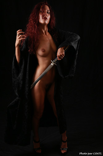 Morgana Fata, mystérieuse
