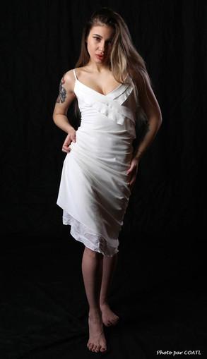 Yana, la Dame Blanche