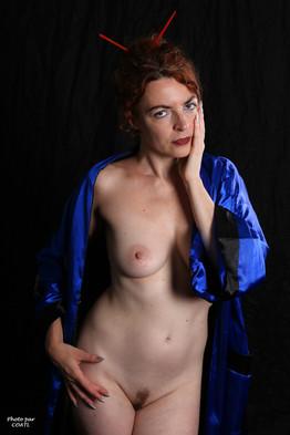 Amanita Artemisia, en kimono