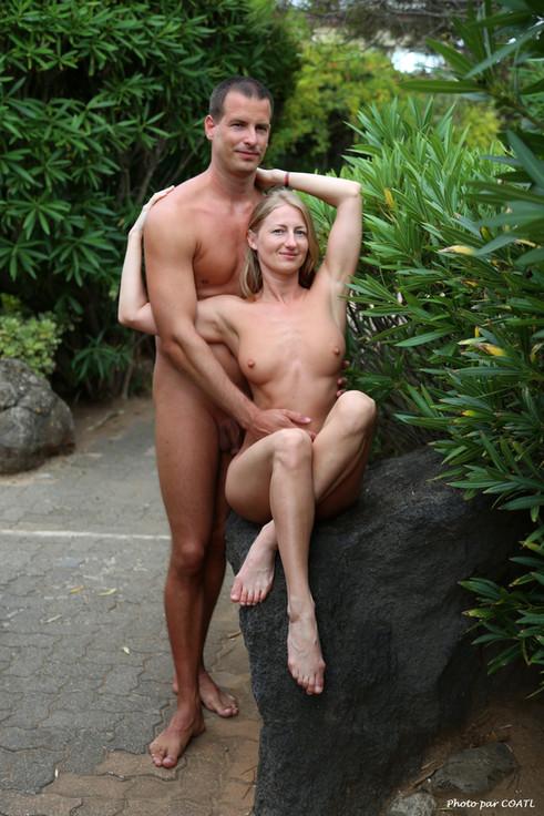 Ivi et Alex, un beau couple
