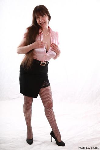 Jolanne, working girl