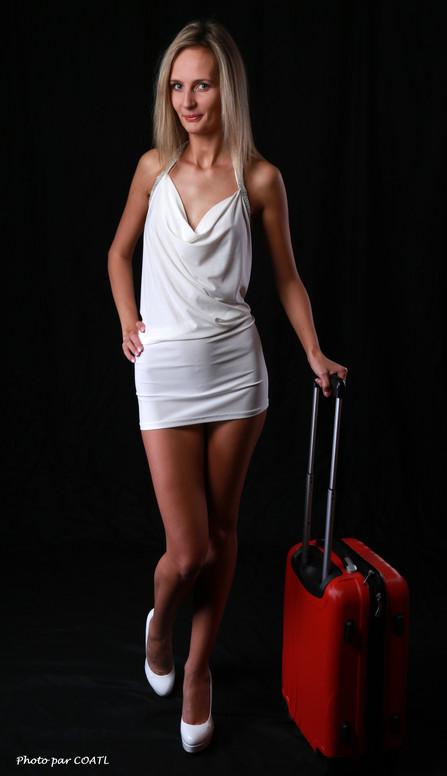 Jenny rentre de voyage