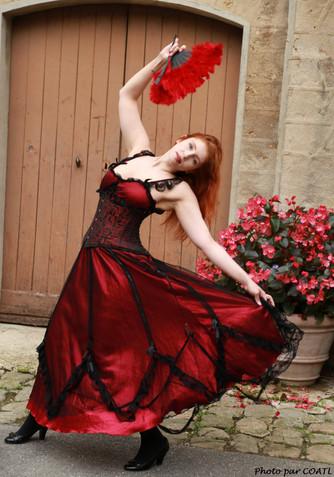 Alixia danse