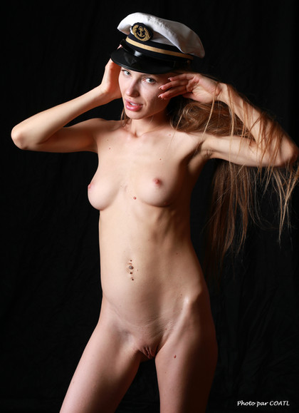 Mila à la Marine