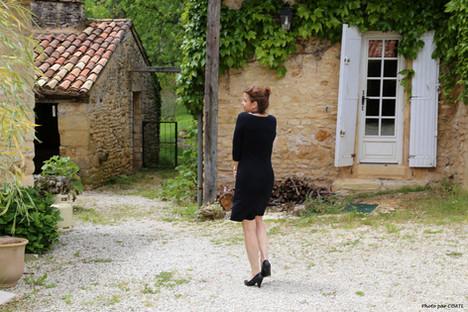 Mélinda à la campagne