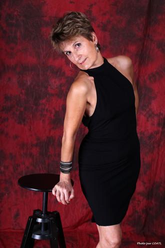 Lory, la petite robe noire