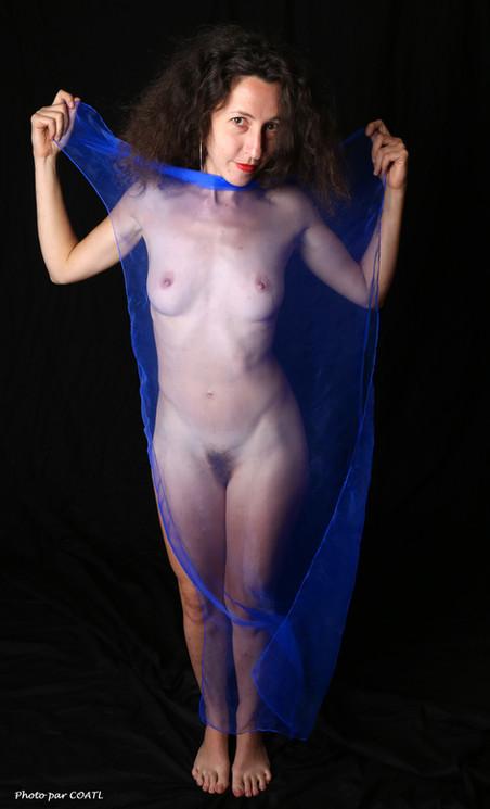 Rosita et le voile bleu