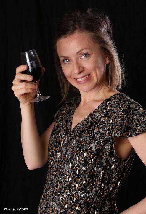 Mélanie, l'invitation à boire