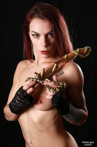 Cynthia dague-serpent