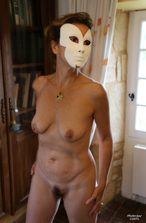 Mélinda masquée