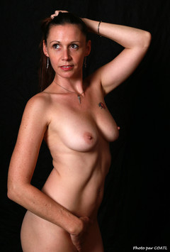 Gaëlle Bouton nue