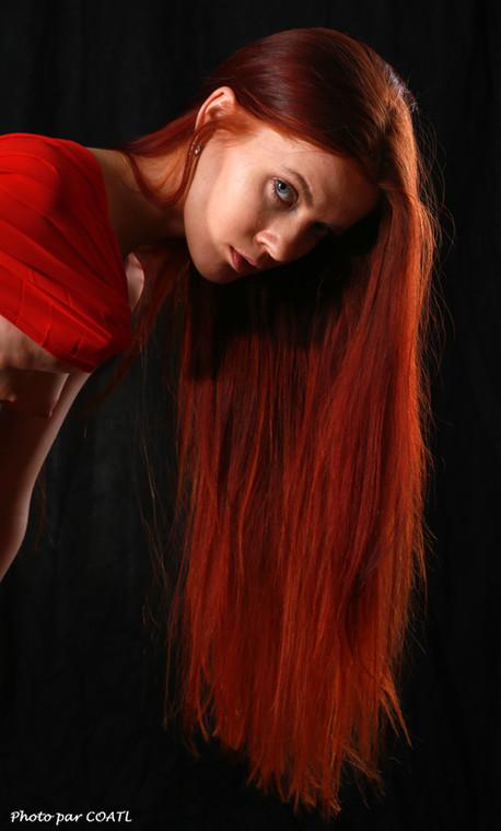 La chevelure de Katrina