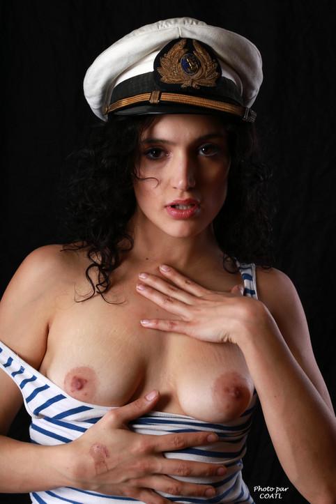 Sauvage Carlotta, marine