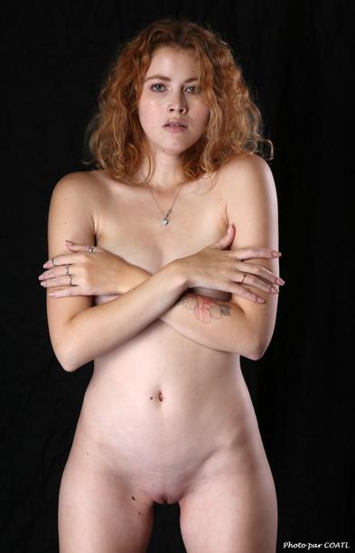 Heidi Romanova, timide
