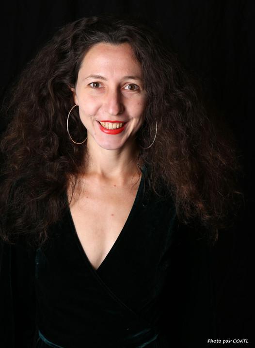 Rosita portrait