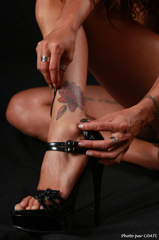 Morgana Fata, tatouage