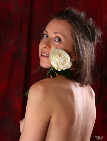 Mélanie jolie fleur