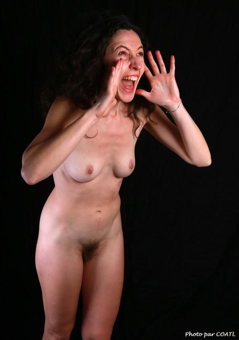 Rosita nue
