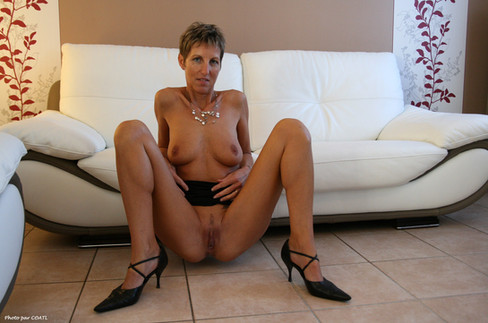 Isadora au salon
