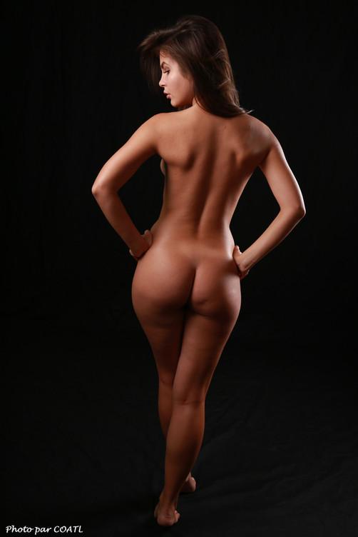 Zelda dénudée