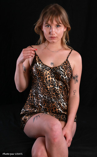 Sofia Loria, fauve