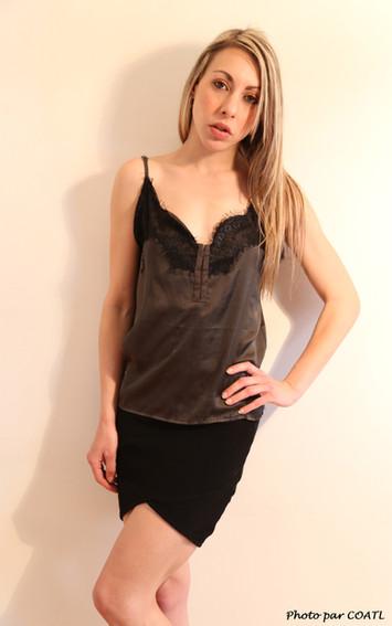 Kaylia, belle tourangelle