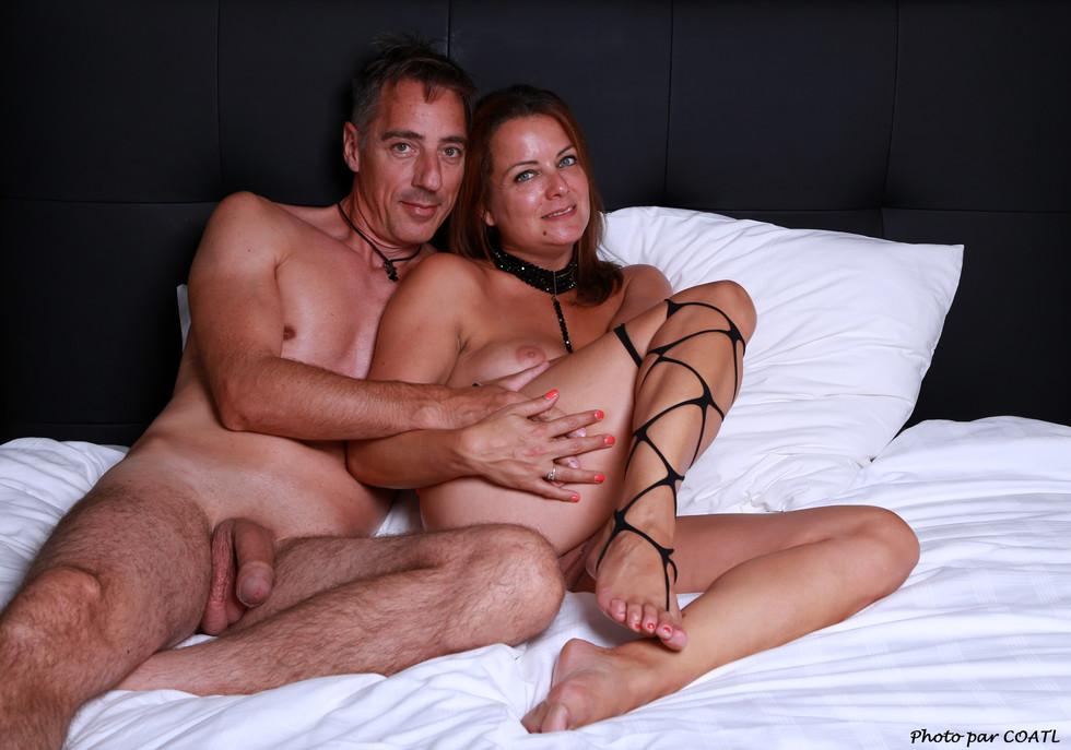 Magali, en joli petit couple