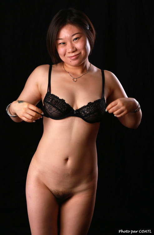 Chuang-Mu, soutien-gorge noir