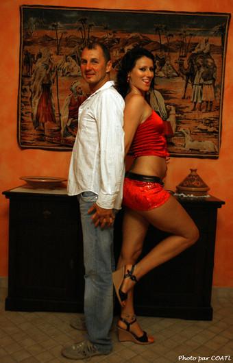 Silvia, couple barbaresque
