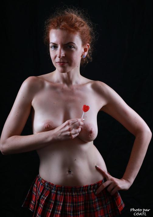 Amanita Artemisia a un grand coeur