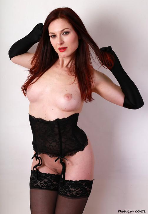 Ivana noir & blanc