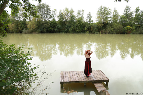 Alixia en bord de Marne