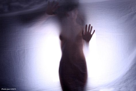Hanna Mosley, le fantôme