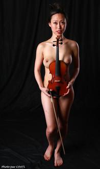 Mika violoniste