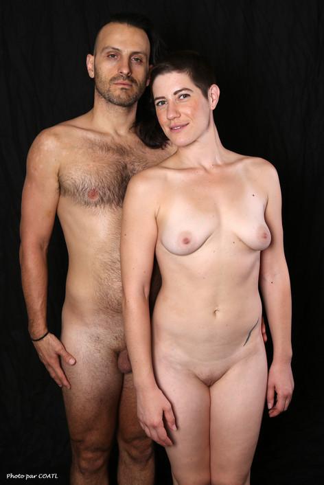 Gabrielle & Emiliano - Portrait