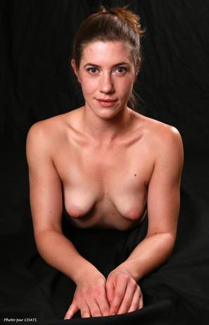 Gabrielle nue