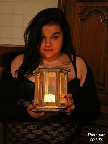 Ammia et la lampe magique
