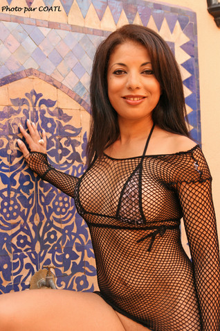 Nina et les mosaïques