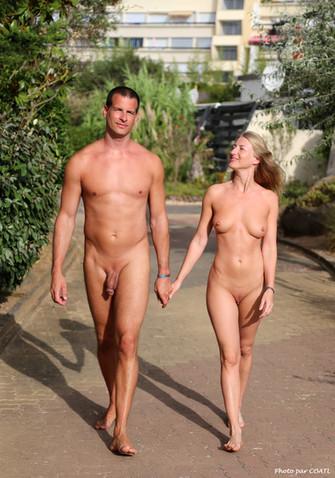 Ivi et Alex, un couple en marche