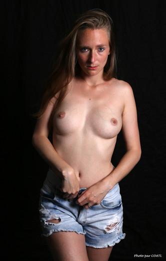 Roxane Perez naturelle