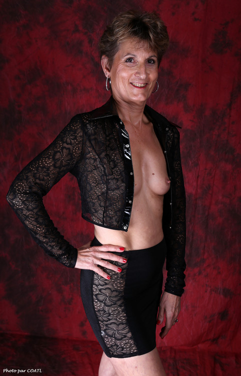 Lory, chemisier transparent