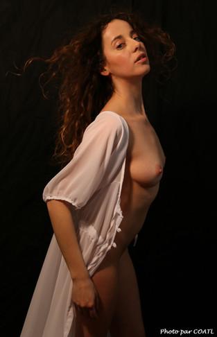Juliya, l'ange blanc