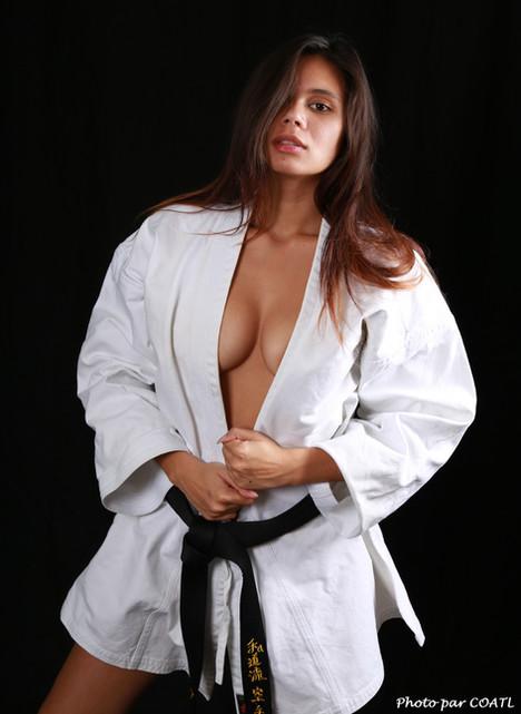Pocahontas en kimono