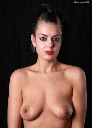 Shérazade Maure, portrait