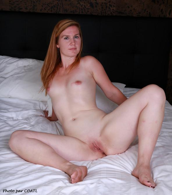 Lucy au lit