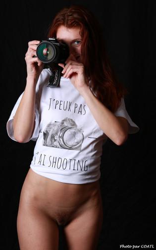 Shooting en cours !