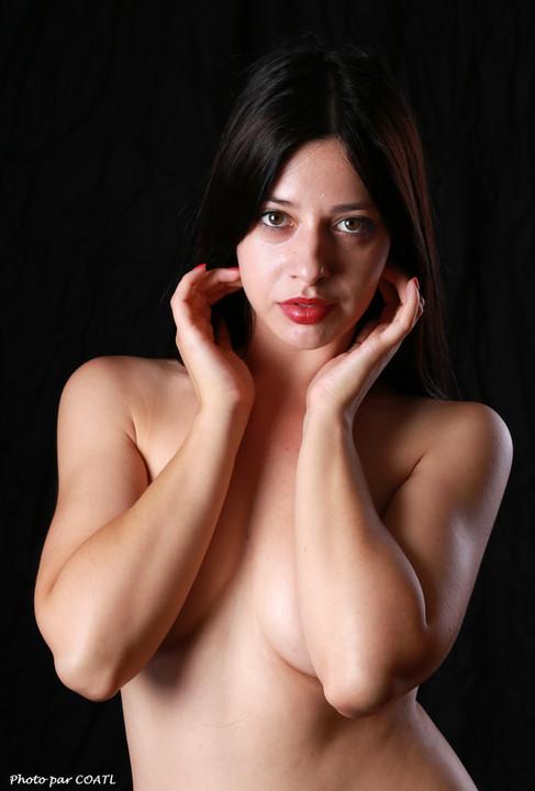 Anita, portrait