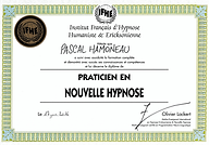 Praticien Nouvelle Hypnose IFHE