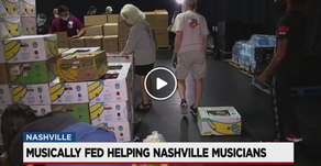 Musically Fed Helps Feed Nashville Musicians Struggling During Pandemic